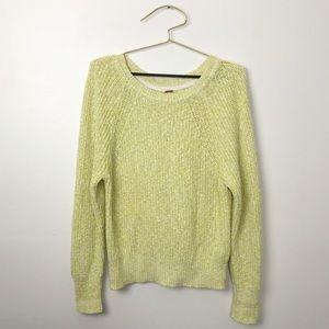 Free People Oversized Sweater